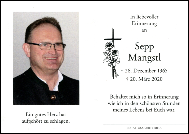 Sepp Mangstl